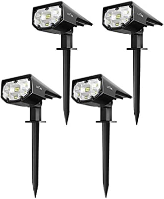 Luces Solares Led Exterior Jardin Impermeable IP67 focos solares ...