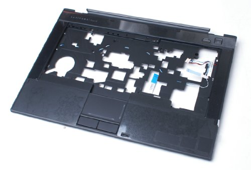 Genuine Dell Y42JK A09103 Latitude E6410 Black Palmrest With TouchPad Compatible Part Numbers: Y42JK 0Y42JK ASSY,PLMRST,W/O-CSC,UP,E6410 - Palmrest Touchpad Speakers