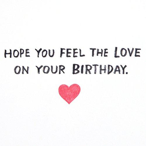 Hallmark Shoebox Funny Birthday Card for Her (Wine and Coffee) by Hallmark (Image #2)