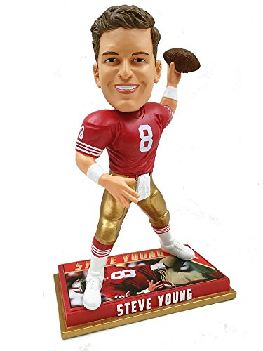 Steve Young San Francisco 49ers NFL Legends Series Special Edition Bobblehead