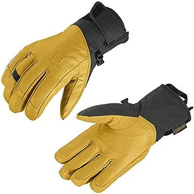 883d5436e7012 Salomon Qst Gtx M - Gloves for Man, color Black, size S: Amazon.co ...