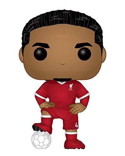 - Football (Soccer) Liverpool Funko POP! Sports Virgil Van Dijk Vinyl Figure
