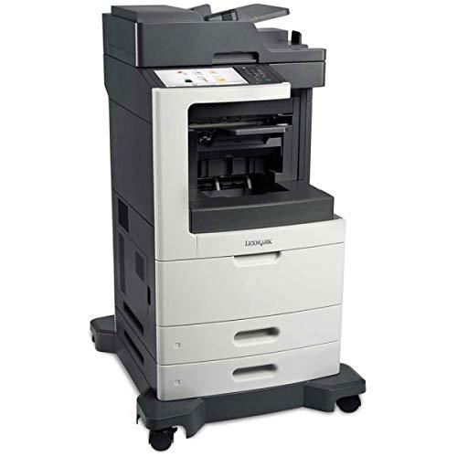 Lexmark MX811dfe - B/W Multifunction ( fax / copier / printer / scanner ) - 63 ppm