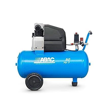 Abac - Compresor Coaxial 50Lt Con Aceite 3Cv 10Bar 310L Montecarlo
