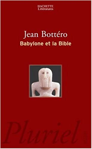 En ligne Babylone et la Bible : Entretiens avec Hélène Monsacré pdf epub