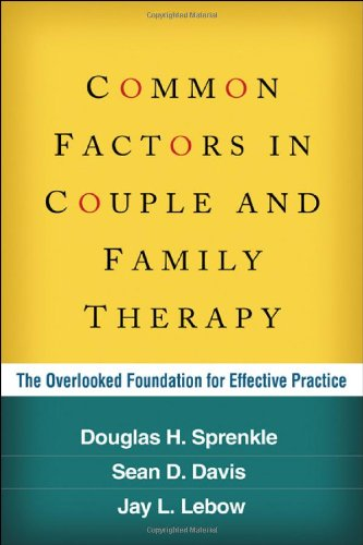 Common Factors in Couple and Family Therapy: The...