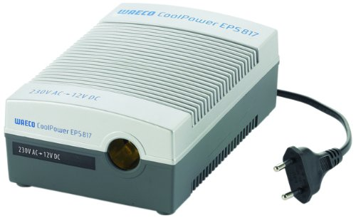 Waeco 9102600030 CoolPower EPS817 Netzadapter, 230 V 12 V
