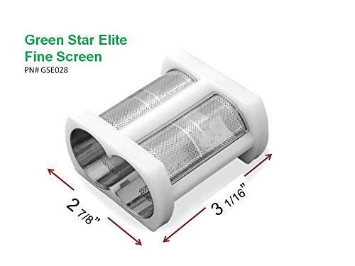 Tribest Green Star Elite GSE5000 Fine Screen