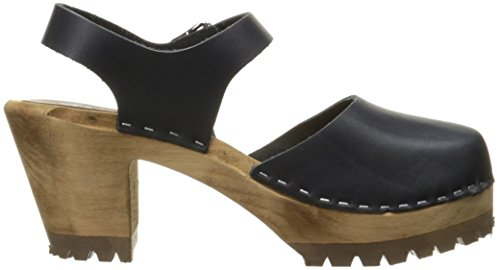 MIA Abba Womens Clog MIA Navy Inspired Womens Sandal 5qtZp4xFw