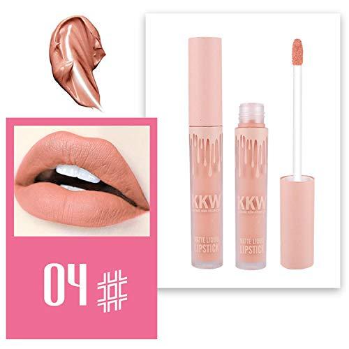 Chiak New Makeup Cosmetic Matte Long Lasting Waterproof Soft Liquid Lip Gloss Lip Glosses