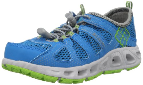 Columbia YOUTH LIQUIFLY BY2058 - Zapatos para Azul (Blu (Blue - Blau (Dark Compass, Nuclear 405)))