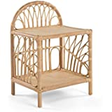 KOUBOO 1110040 Loop Nightstand Rattan Color, Medium, Natural