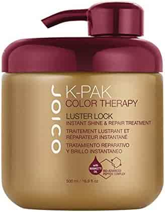 Joico K-Pak Color Therapy Luster Lock instant Shine & Repair Treatment 16.9 Fl Oz