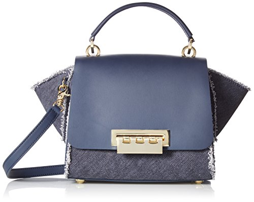 ZAC Zac Crossbody Top Posen Handle Denim Eartha Iconic x6Sxrgw