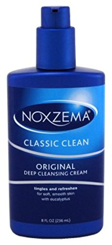 Noxzema Classic Clean Original Deep Cleansing Cream 8 Ounce