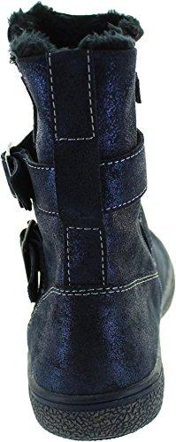 Lurchi 33-15013-22, Mädchen Stiefel & Stiefeletten  blau blau
