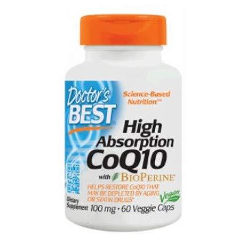High Absorption CoQ10 Pack 3