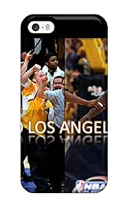 New Arrival Los Angeles Lakers Nba Basketball (75) ZynCFEK580mDXrB Case Cover/ 5/5s Iphone Case