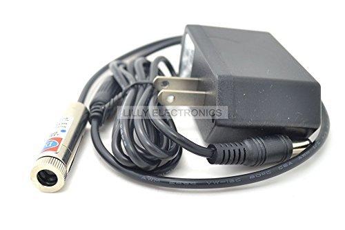 Laser Cutter Diode Modul 100mW 405nm CNC Licht Violett für DIY Lasergravur