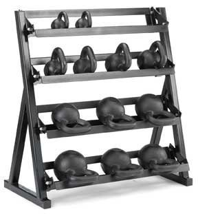 GILL ATHLETICS KETTLEBELL RACK by Gill Athletics