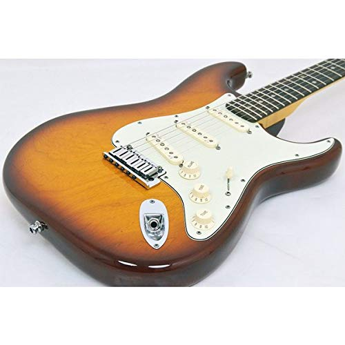 Fender USA フェンダーUSA/American Deluxe N3 Stratocaster Ash Sienna Burst   B07MYQNGPX