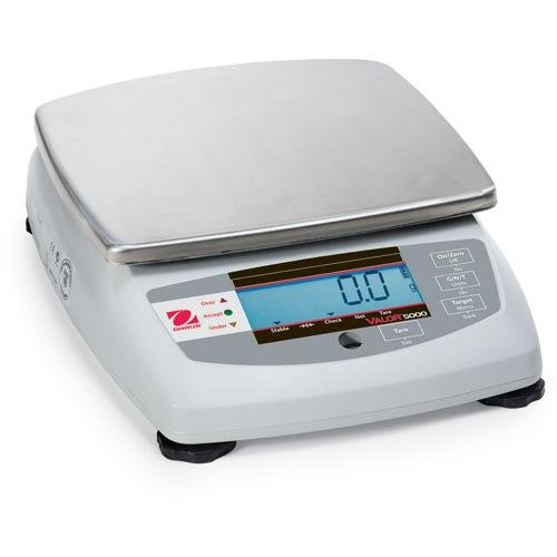 (Ohaus Valor V51P30 5000 Series Compact Portion Scales, 60 lb capacity, 0.01 lb)
