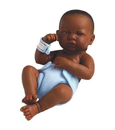 African American Baby Boy Doll