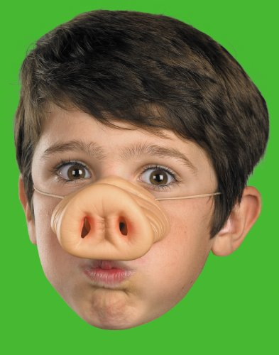 Disguise Costumes Pig Nose, Child