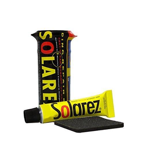 Solarez Polyester Weenie Travel Kit