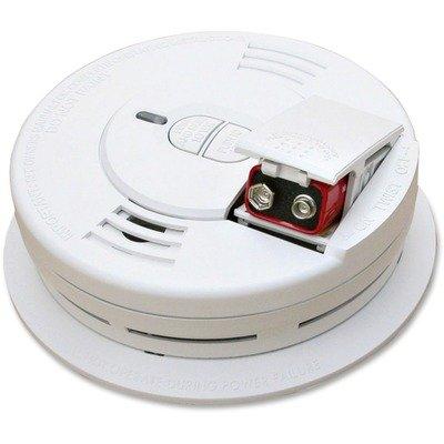 KID09769997 - Kidde Front-Load Smoke Alarm w/Mounting Bracket