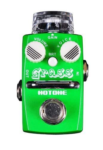 Hotone Skyline Series GRASS Compact Modern Overdrive Guitar Effects Pedal