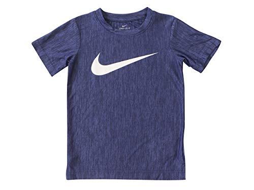 Nike Kids Boy's Dri-FIT Long Sleeve Training Top (Little Kids)