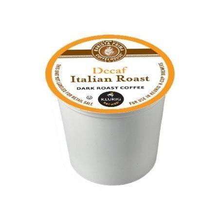 Barista Prima Decaf Coffee, Italian Roast, 24- Count K-Cup