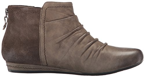 Pictures of Rockport Women's Cobb Hill Genevieve Boot Black 6 M US 3