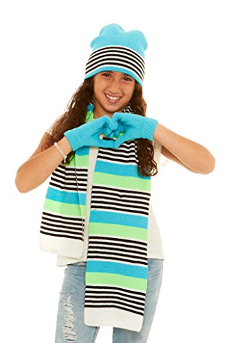 How to buy the best hat and scarf set for girls?