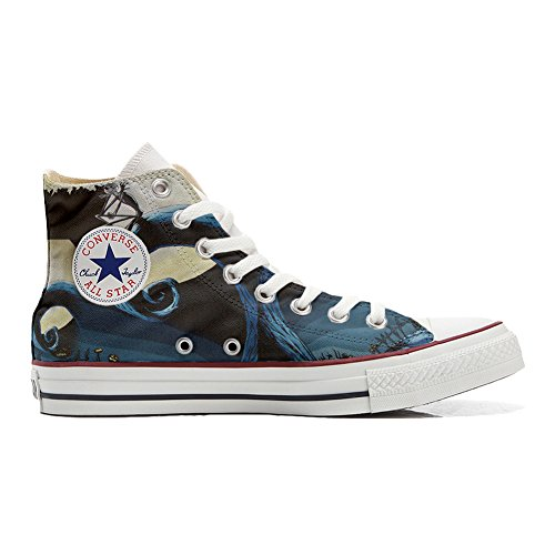 Converse All Star chaussures coutume (produit artisanal) abstract art