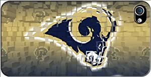 St. Louis Rams NFL Case For Samsung Note 2 Cover Case v14 3102mss