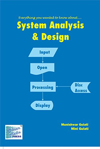 System Analysis and Design Kindle Edition