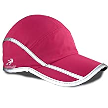 Headsweats Dry Visibility Performance Sport Hat Cap (Pink)