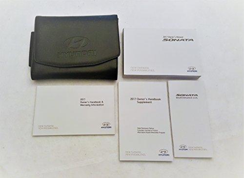 2017 Hyundai Sonata Owners Manual