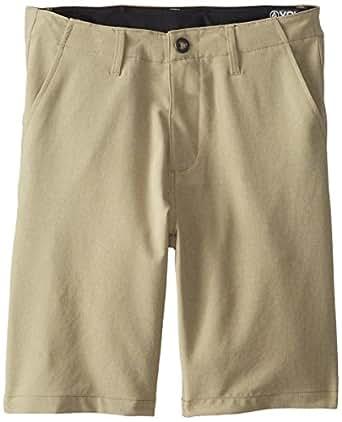Amazon.com: Volcom Boys' Big Frickin Static Hybrid Short