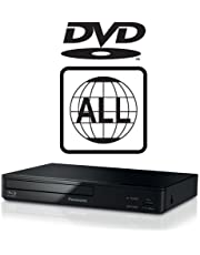 Panasonic DMP-BD84EB-K Smart Blu-ray Player MULTIREGION for DVD