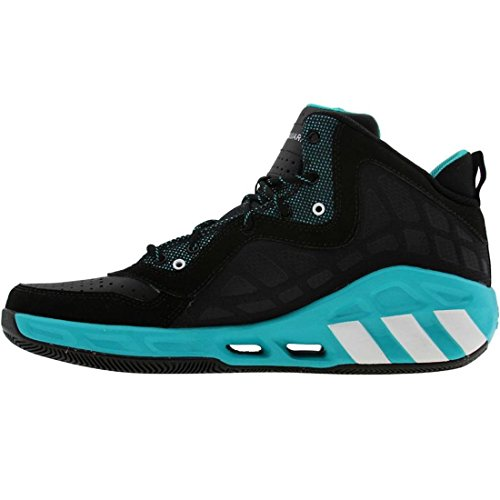 Adidas Mens Crazy Cool Black / Runninwhite / Ultra Gr