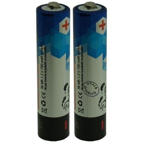 Bater/ía Compatible con Siemens Gigaset S850 Otech