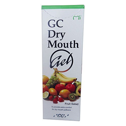 GC Dry Mouth Gel (Fruit Salad Flavor) 40G