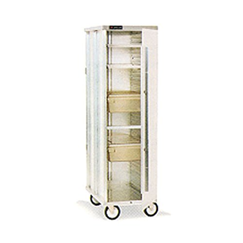CresCor 150-1838-DZ Mobile Correctional Enclosed Full-Height Cabinet