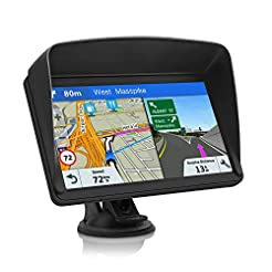 GPS Navigation for Car, Lifetime Maps Up...