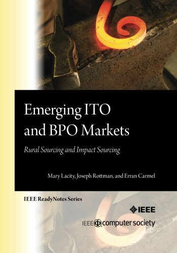 Emerging ITO and BPO Markets: Rural Sourcing and Impact Sourcing by IEEE Computer Society Press (Image #1)