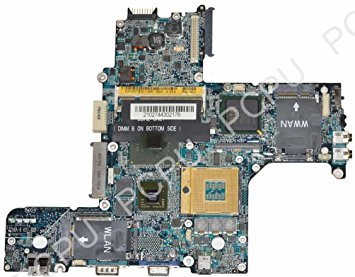 RT932 - Dell Latitude D620 Laptop Motherboard (System Mainboard) with Discrete Video - RT932 - R894J - GK189