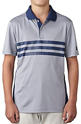 adidas Golf Boys Stripe